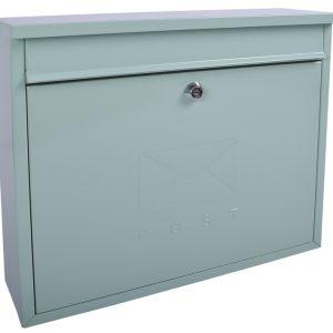 G2 The Postbox Specialists Brievenbus Elegance - pastel groen