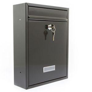 G2 The Postbox Specialists Brievenbus Trent - zwart