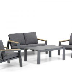 Lifestyle Chala stoel - bank loungeset 4-delig