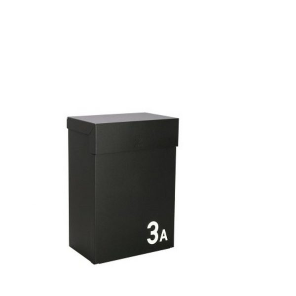eSafe Shopperbox pakketbrievenbus - zwart