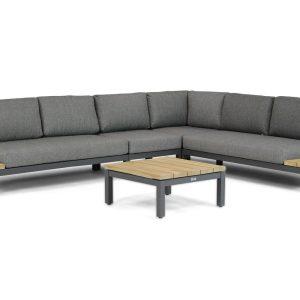 4 Seasons Empire/Riviera 90cm platform loungeset 5-delig