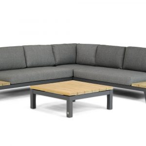 4 Seasons Outdoor Empire/Capitol 90cm platform loungeset 4-delig