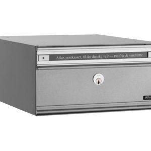 Systeembrievenbus Allux PC1 voor/voor